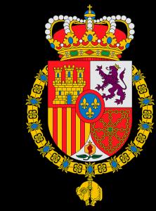 Estandarte de Felipe VI