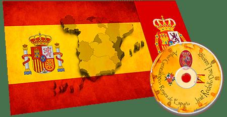 Árboles Genealógicos de la Monarquía Española