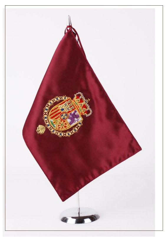 Guión de Felipe VI