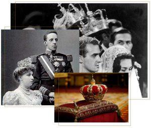 Genealogía de los Reyes de España